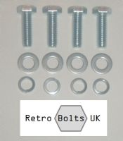 Ford Xflow Rear Cover Bolt Set